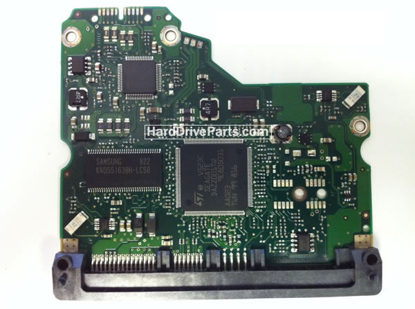 ST31000340AS Seagate Controller Board 100466824