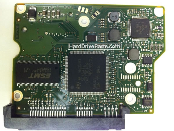ST31000524AS Seagate Controller Board 100535704