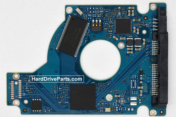 Seagate ST9640322AS Circuit Board 100564667