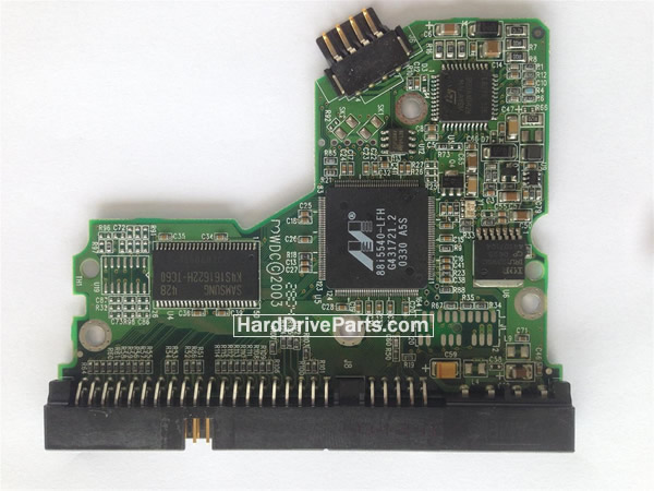 WD800BB Western Digital платы электроники жесткого диска 2060-001130-012