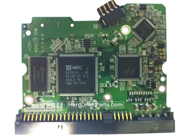 WD2000BB Western Digital Controller Board 2060-701265-001