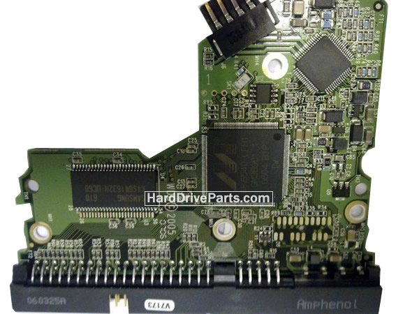 WD1200BB Western Digital платы электроники жесткого диска 2060-701292-001