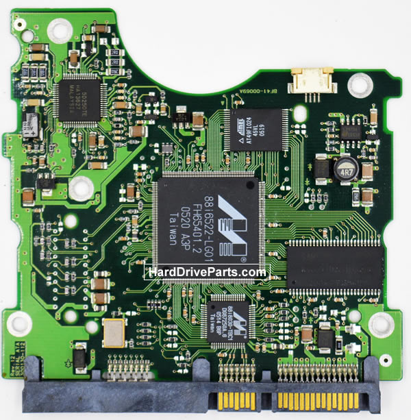 Samsung SP1213C контроллер жесткого диска BF41-00069A