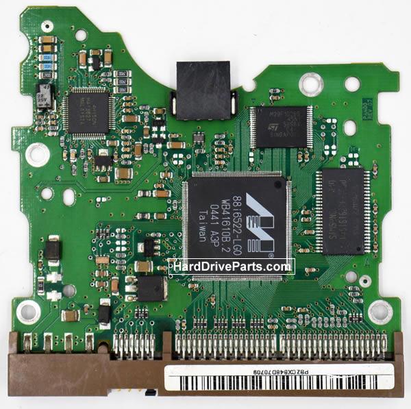 Samsung SP0411N контроллер жесткого диска BF41-00082A