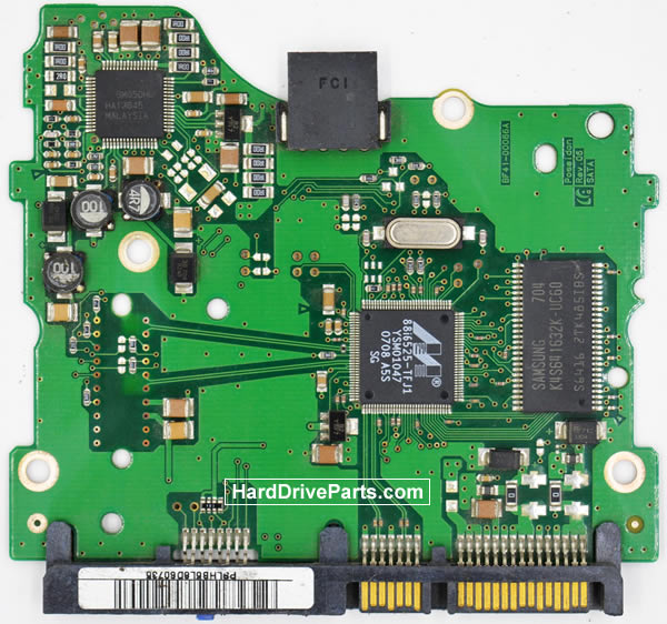 Samsung SP2004C Circuit Board BF41-00086A