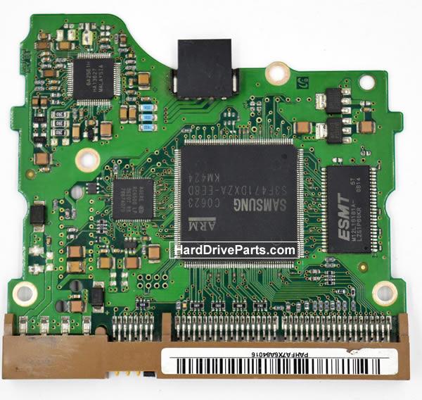 Samsung SP0822N контроллер жесткого диска BF41-00087A