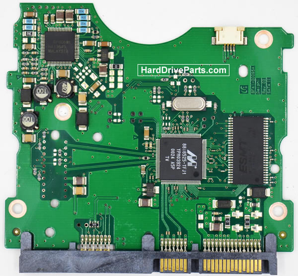 Samsung HD080HJ контроллер жесткого диска BF41-00095A