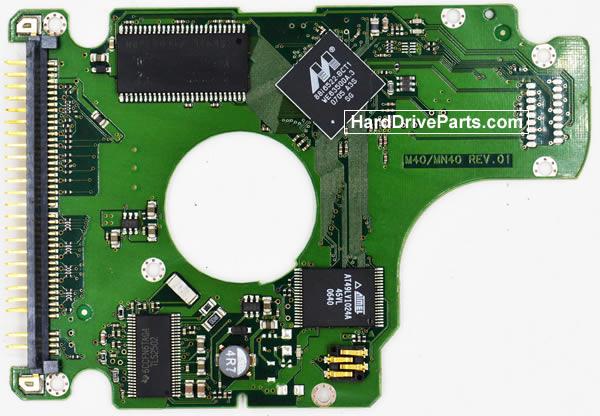 Samsung MP0402H контроллер жесткого диска BF41-00101A