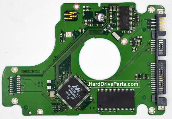 Samsung HM080HI контроллер жесткого диска BF41-00105A