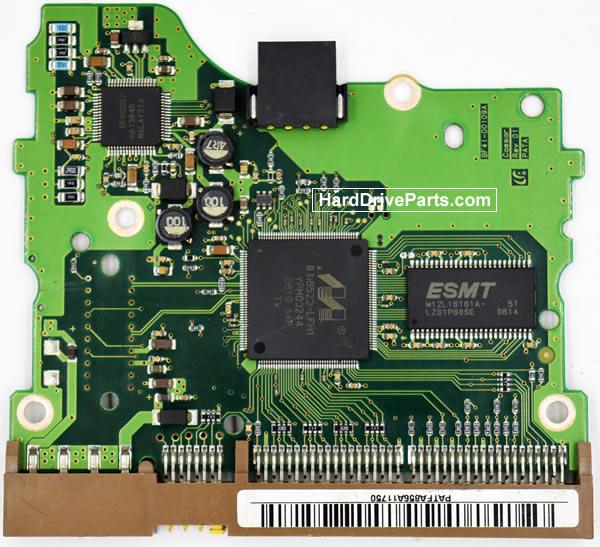 Samsung SP0842N контроллер жесткого диска BF41-00109A