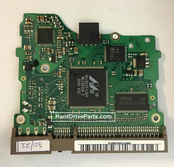 BF41-00112A платы жесткого диска Samsung