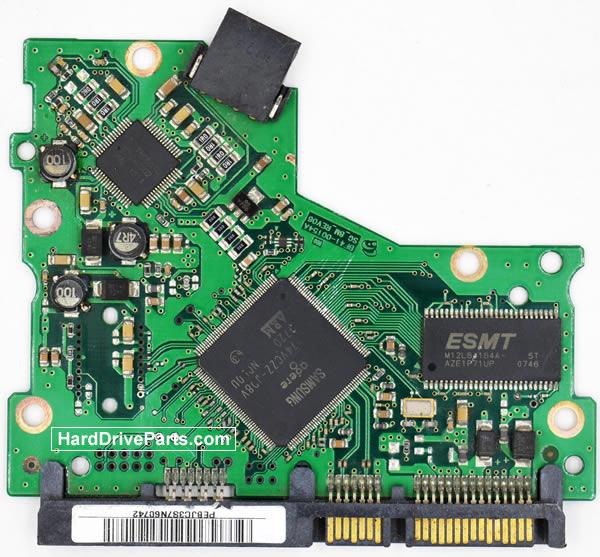 Samsung HD082HJ контроллер жесткого диска BF41-00154A