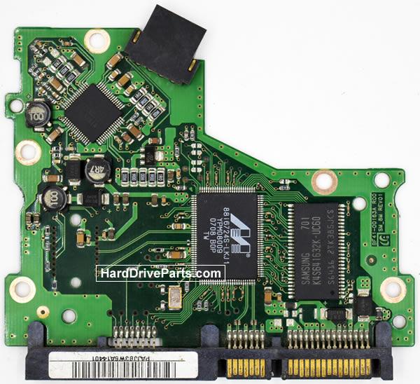 Samsung HD161HJ контроллер жесткого диска BF41-00163A