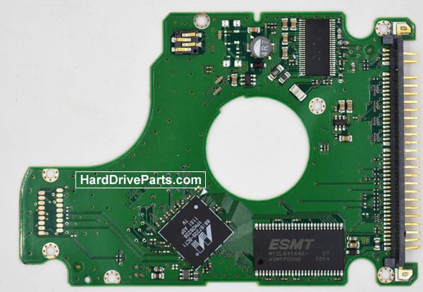 Samsung HM160HC контроллер жесткого диска BF41-00170A