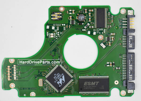 Samsung HM160HI контроллер жесткого диска BF41-00186A