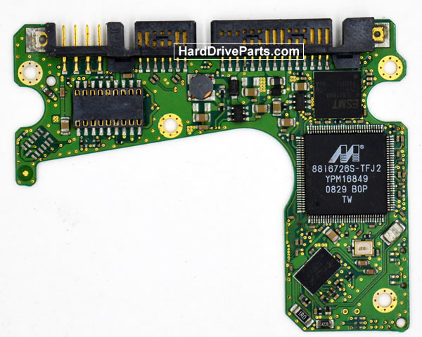 Samsung HM400LI контроллер жесткого диска BF41-00200A