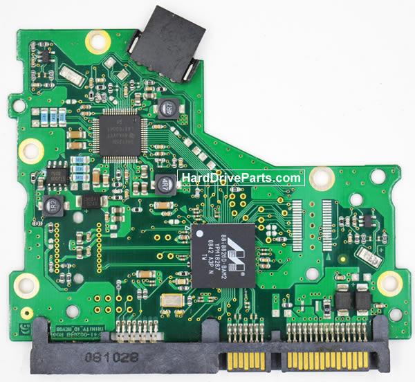 Samsung HD083GJ контроллер жесткого диска BF41-00204B