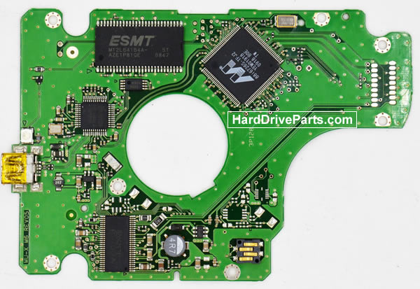Samsung HM320JX контроллер жесткого диска BF41-00235B