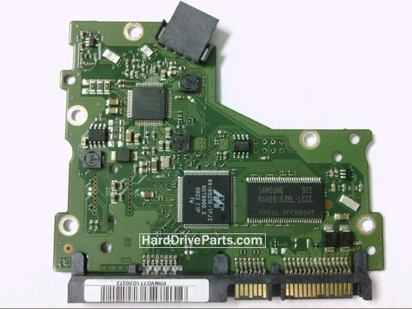 HD322HJ Samsung платы электроники жесткого диска BF41-00263A