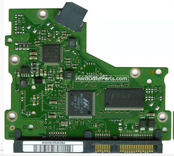HD322HJ Samsung платы электроники жесткого диска BF41-00283A