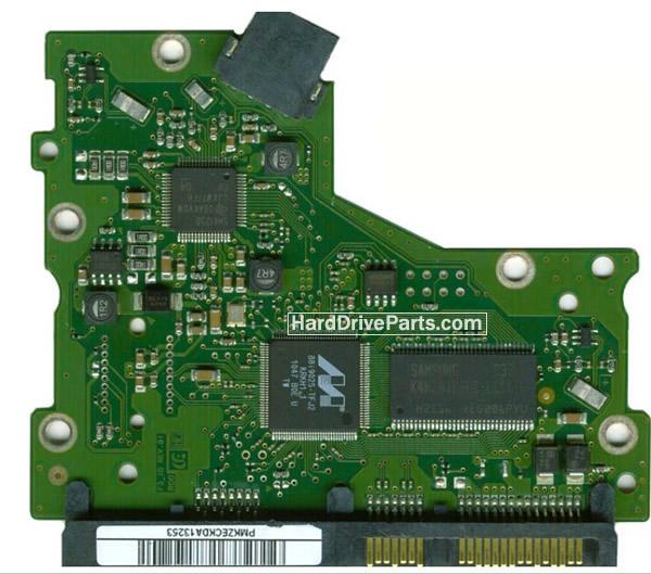 HD502HJ Samsung платы электроники жесткого диска BF41-00302A