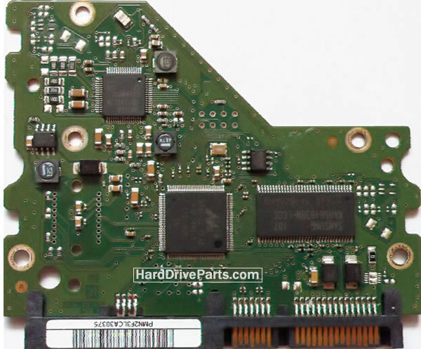 HD203UJ Samsung платы электроники жесткого диска BF41-00314A