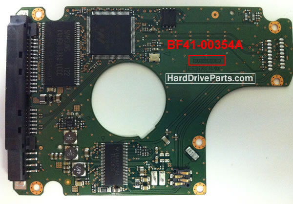 ST1000LM024 Samsung Controller Board BF41-00354A