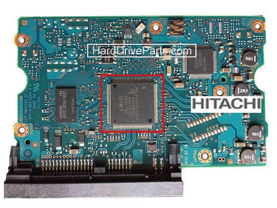 контроллер жесткого диска hitachi