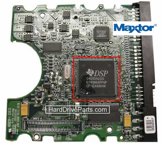 контроллер жесткого диска maxtor