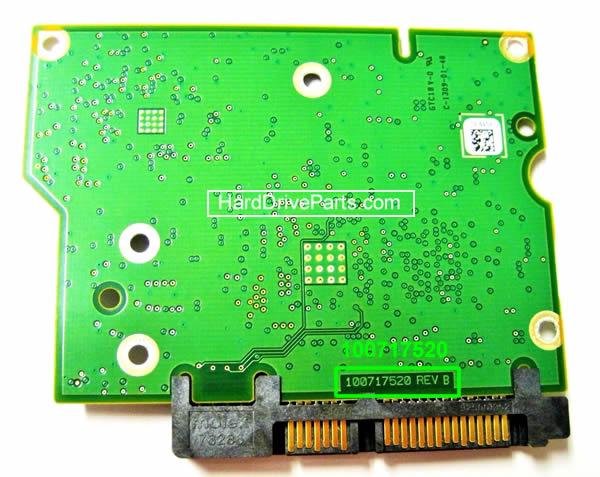 замена платы жесткого диска seagate barracuda 7200.12