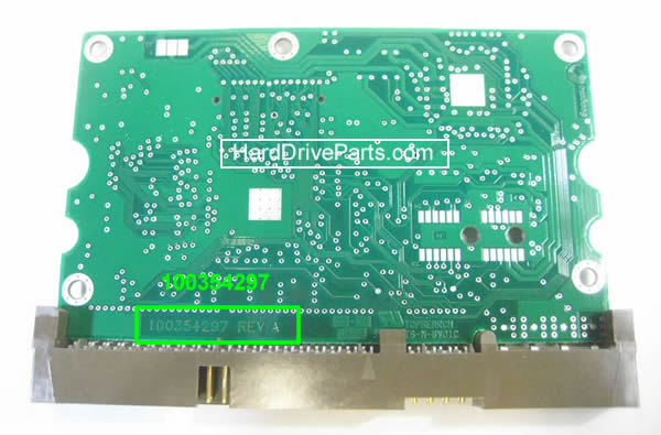 замена платы жесткого диска seagate barracuda 7200.8