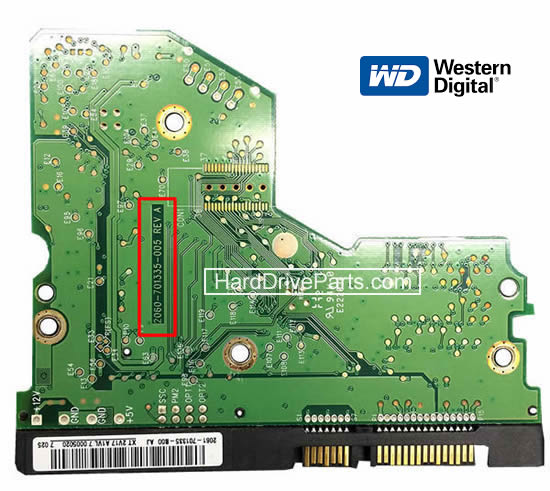 контроллер жесткого диска western digital